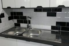 metro kitchen sink