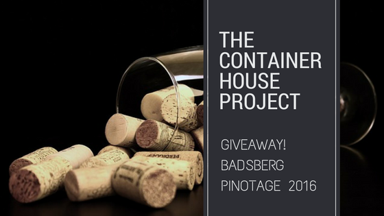 badsberg pinotage giveaway