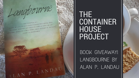 book giveaway lanbourne alan p. landau