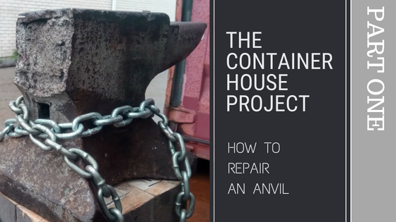 repair an anvil part 2