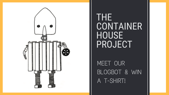 Container house proejct tshirt header