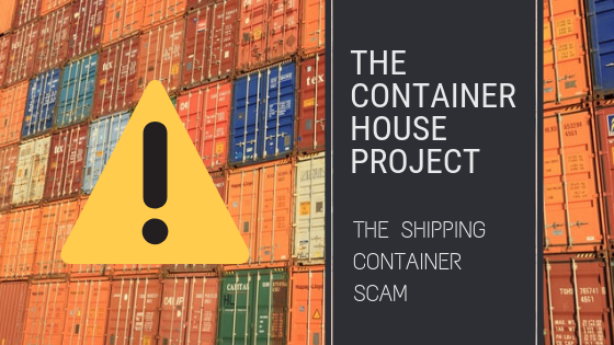 shipping container scam header