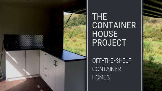 off the shelf container homes