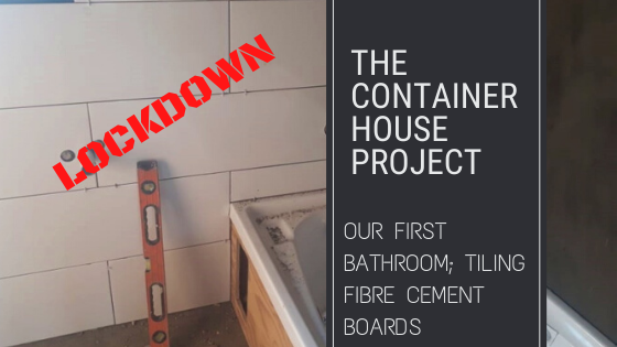 Bathroom Tiling Fibre Cement Boards
